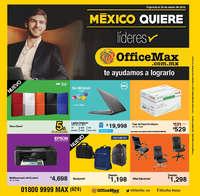México quiere líderes