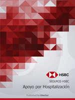 Ofertas de HSBC, Seguro para Apoyo por Hospitalización