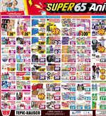 Ofertas de Casa Ley, Super 65 Aniversario - Tepic & Xalisco