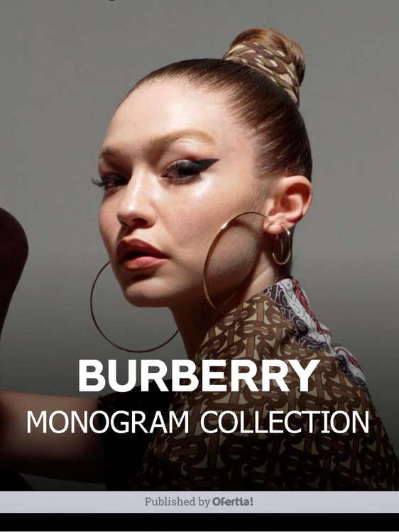 Ofertas de Burberry, Monogram Collection