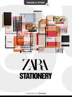 Ofertas de ZARA, Stationary