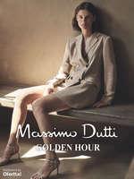 Ofertas de Massimo Dutti, Golden Hour