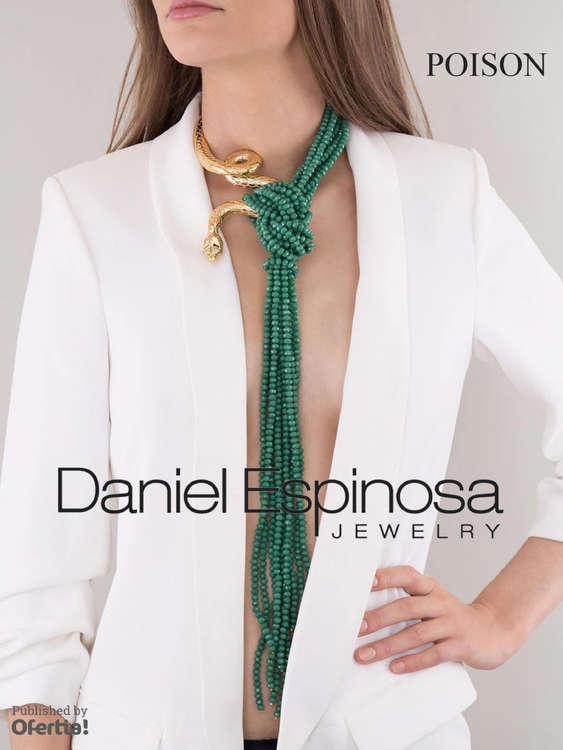 Ofertas de Daniel Espinosa, Poison