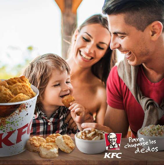 Ofertas de KFC, KFC