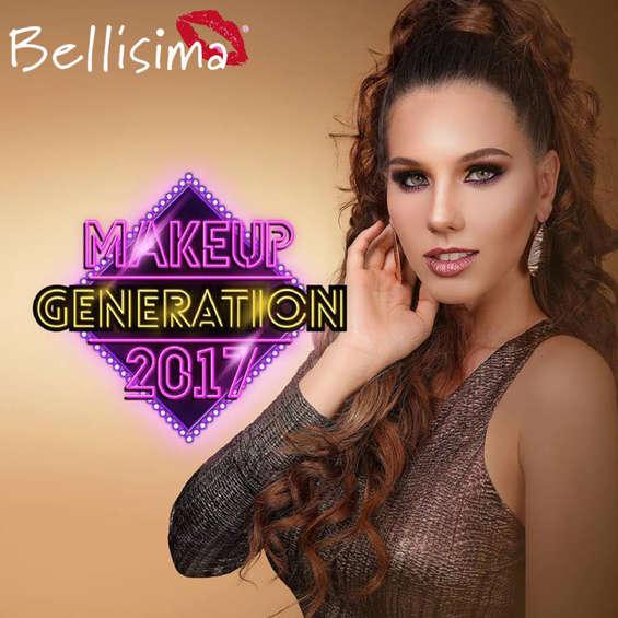 Ofertas de Bellísima, Makeup 2017