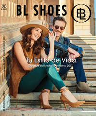 Catálogo calzado Otoño Invierno 2017
