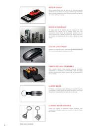 booklet de accesorios