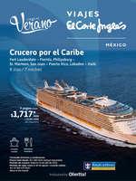 Ofertas de Viajes El Corte Inglés, Llegó el Verano - Crucero por el Caribe