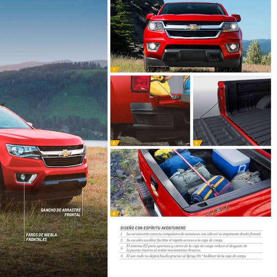 Ofertas de Chevrolet, colorado 2019