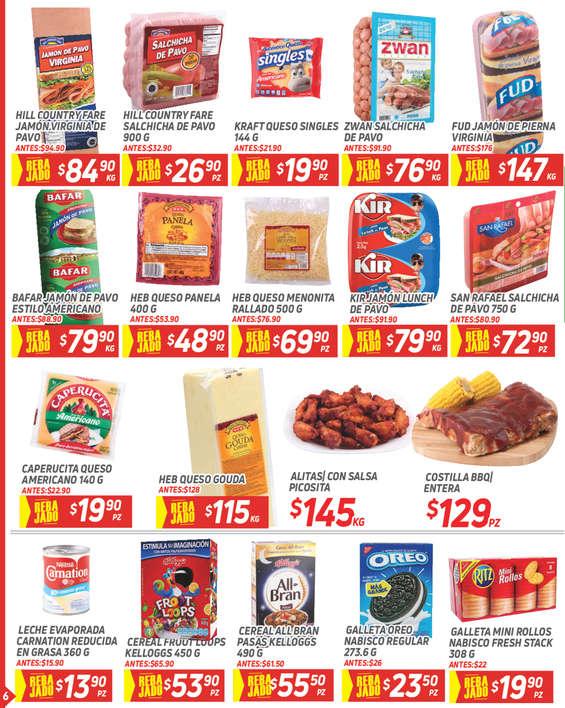 Aperitivos en ciudad madero cat logos ofertas y tiendas for Lista de precios subway