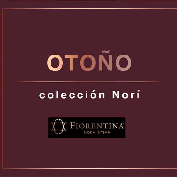 Ofertas de Fiorentina, Otoño Colección Norí