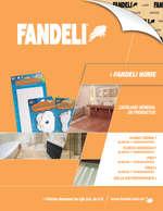 Ofertas de Fandeli, Catálogo Fandeli Home