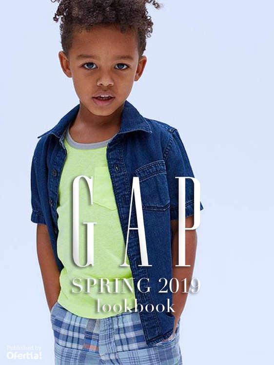 Ofertas de GAP, Spring 2019 boys