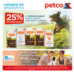 Ofertas de Petco, Folleto mayo Petco