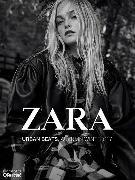 Ofertas de ZARA, Urban beats autumn winter '17