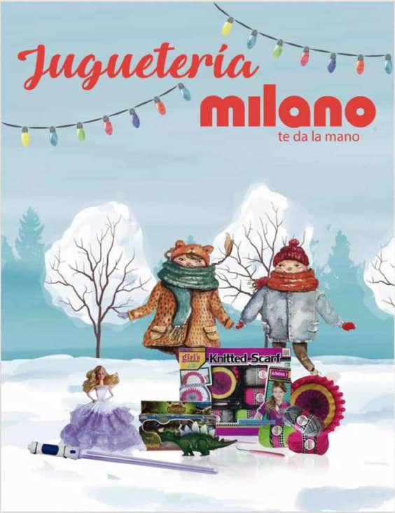Ofertas de Milano, Juguetería Milano