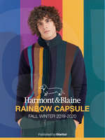 Ofertas de Harmont & Blaine, Rainbow Capsule