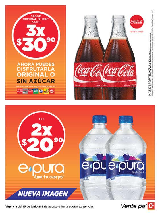Ofertas de Extra, Promociones Sur