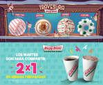 Ofertas de Krispy Kreme, Una Travesura Deliciosa