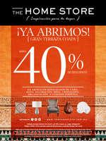 Ofertas de The Home Store, Ya abrimos Gran Terraza Coapa