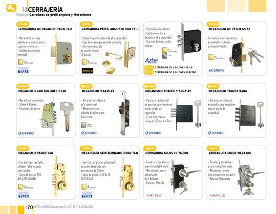 Comprar cerraduras de seguridad ofertas tiendas y - Cerraduras de seguridad precios ...