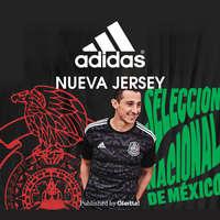 Nuevo jersey selección mexicana
