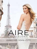 Ofertas de Aire Barcelona, Colección Novia 2019