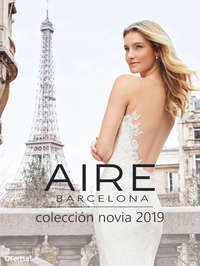 Colección Novia 2019