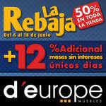 Ofertas de D'Europe, Catálogos-de-La-Rebaja-y-de-Oportunidad