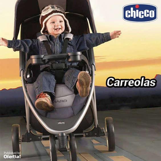 Ofertas de Chicco, Carreolas