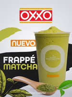Ofertas de OXXO, Nuevo Frappe Matcha