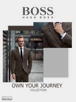 Ofertas de Hugo Boss, Own Your Journey