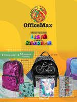 Ofertas de Office Max, Regreso a clases
