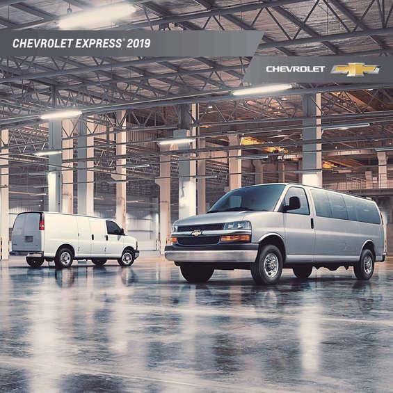 Ofertas de Chevrolet, Express 2019