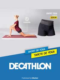 Productos para yoga