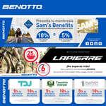 Ofertas de Benotto, Promociones