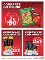 Ofertas de Circle K, Promociones Centro - Sur
