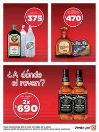Promociones Centro - Sur