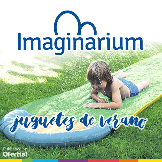 Ofertas de Imaginarium, Juguetes de verano