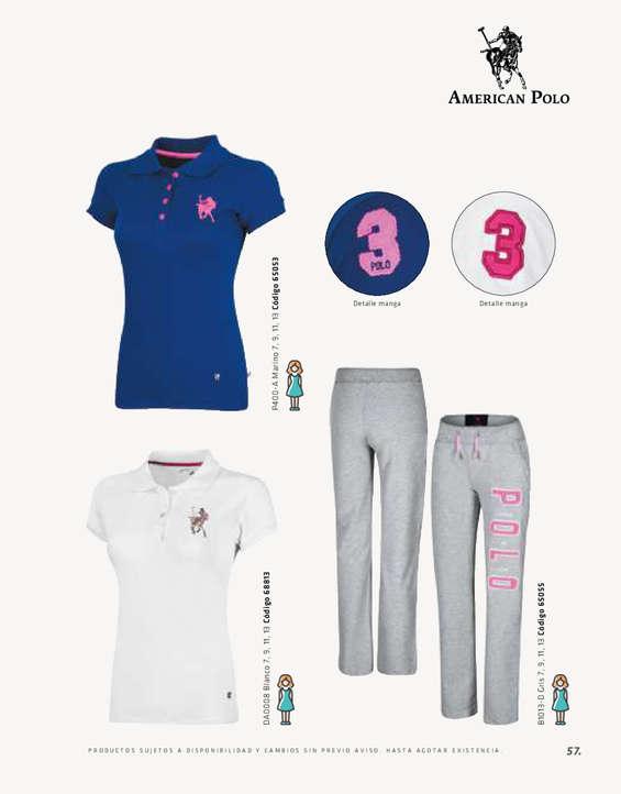 7bef856a7464b Polos mujer en Ciudad de Apizaco - Catálogos