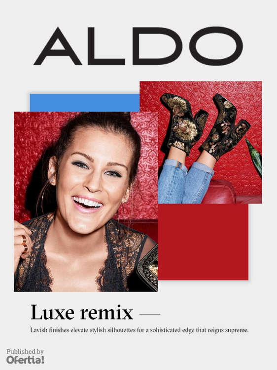 Ofertas de Aldo, Luxe Remix