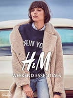 Ofertas de H&M, Weekend essentials