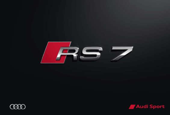 Ofertas de Audi, audi rs7