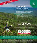 Ofertas de Euromundo, Canadá en Semana Santa