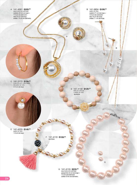 61425e745908 Joyas de perlas en Chalco de Díaz Covarrubias - Catálogos