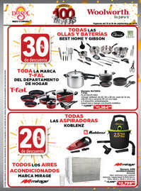 100 tiendas - CDMX