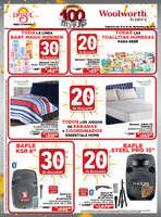 Ofertas de Woolworth, 100 tiendas - CDMX