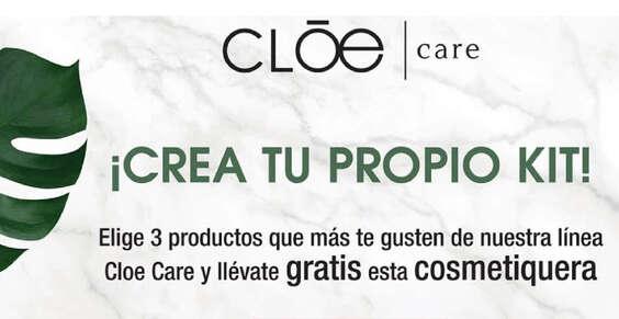Ofertas de Cloe, Cloe care kit