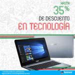 Ofertas de Lumen, Hasta 35% de descuento en tecnología