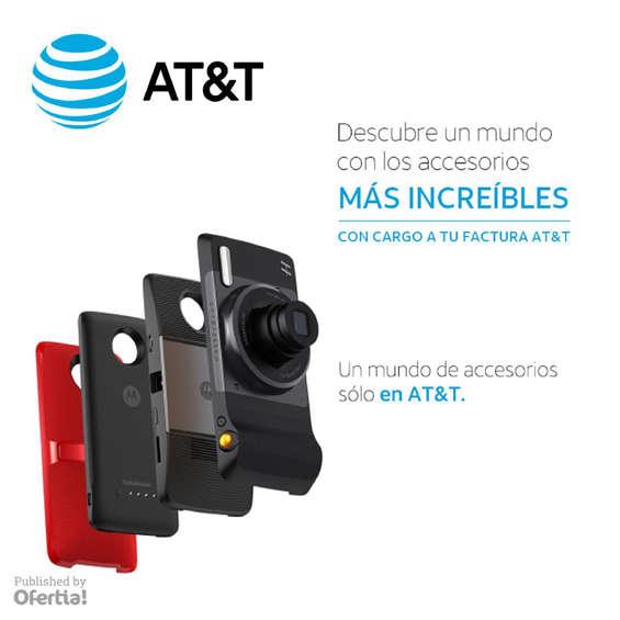 Ofertas de AT&T, Accesorios Increíbles - norte